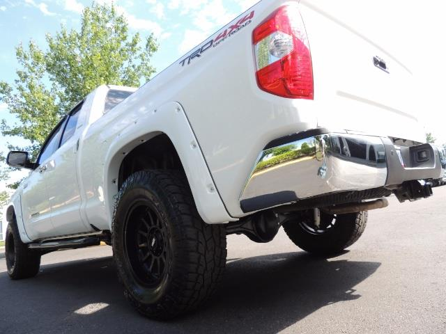 2015 Toyota Tundra Limited / TRD OFF RD / Leather / Navigation / LIFT - Photo 11 - Portland, OR 97217