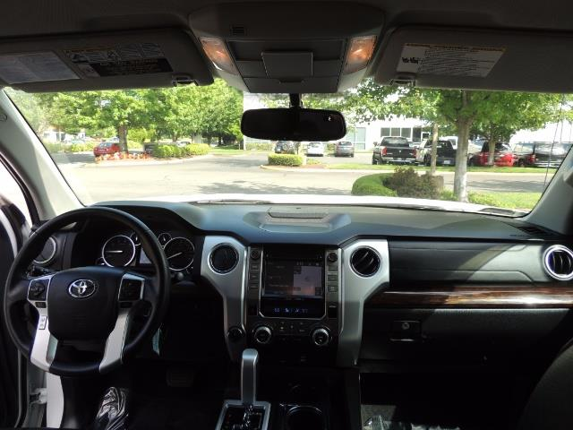2015 Toyota Tundra Limited / TRD OFF RD / Leather / Navigation / LIFT - Photo 35 - Portland, OR 97217