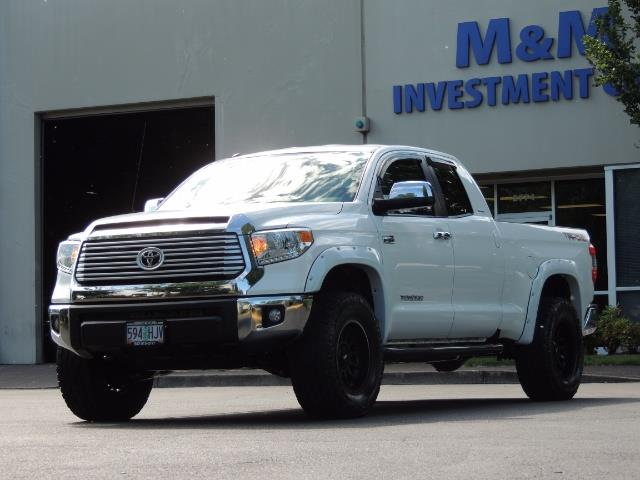 2015 Toyota Tundra Limited / TRD OFF RD / Leather / Navigation / LIFT - Photo 46 - Portland, OR 97217