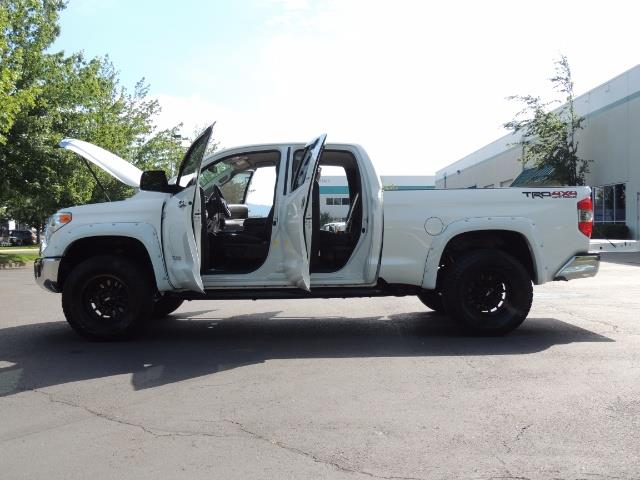 2015 Toyota Tundra Limited / TRD OFF RD / Leather / Navigation / LIFT - Photo 26 - Portland, OR 97217