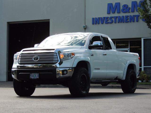 2015 Toyota Tundra Limited / TRD OFF RD / Leather / Navigation / LIFT - Photo 47 - Portland, OR 97217