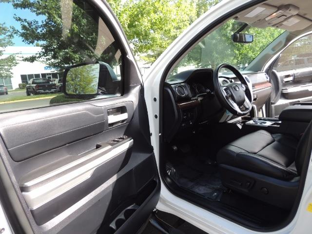 2015 Toyota Tundra Limited / TRD OFF RD / Leather / Navigation / LIFT - Photo 13 - Portland, OR 97217