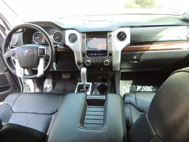 2015 Toyota Tundra Limited / TRD OFF RD / Leather / Navigation / LIFT - Photo 37 - Portland, OR 97217