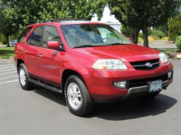 2002 Acura MDX Touring/ AWD / 3RD Row Seats / Leather / Moon Roof SUV
