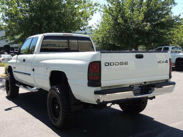 2001 Dodge Ram 2500 Laramie SLT Quad Cab / 4X4 /5.9L DIESEL / 6-SPEED - Photo 7 - Portland, OR 97217
