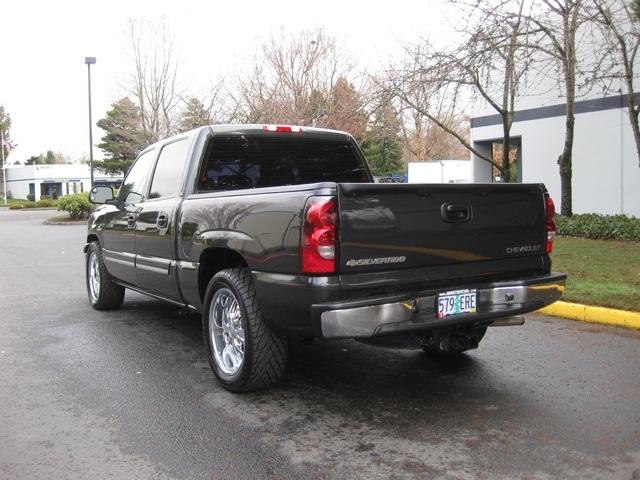 2005 chevrolet silverado 1500 ls 4dr 20 rims tires. Black Bedroom Furniture Sets. Home Design Ideas