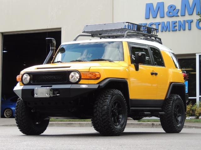 2007 Toyota FJ Cruiser 4x4 / Rear DIFF Lock / 80 K-miles / LIFTED - Photo 44 - Portland, OR 97217