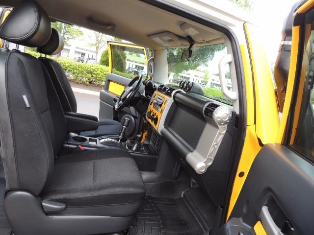 2007 Toyota FJ Cruiser 4x4 / Rear DIFF Lock / 80 K-miles / LIFTED - Photo 15 - Portland, OR 97217