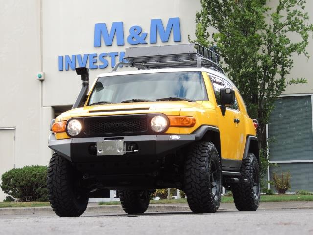 2007 Toyota FJ Cruiser 4x4 / Rear DIFF Lock / 80 K-miles / LIFTED - Photo 45 - Portland, OR 97217