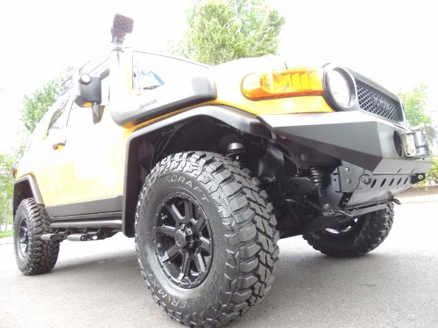 2007 Toyota FJ Cruiser 4x4 / Rear DIFF Lock / 80 K-miles / LIFTED - Photo 10 - Portland, OR 97217