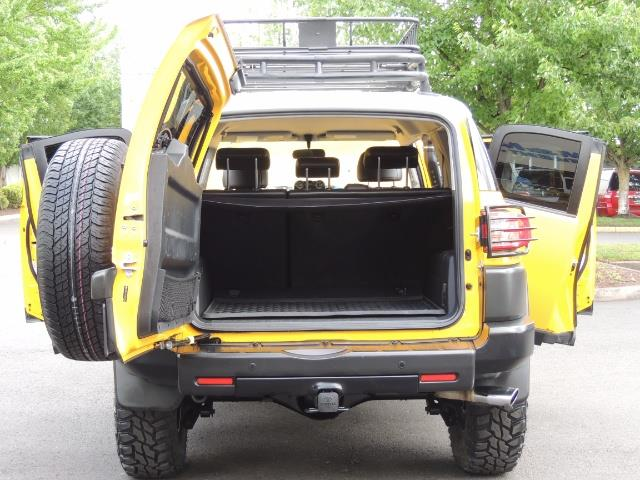 2007 Toyota FJ Cruiser 4x4 / Rear DIFF Lock / 80 K-miles / LIFTED - Photo 27 - Portland, OR 97217
