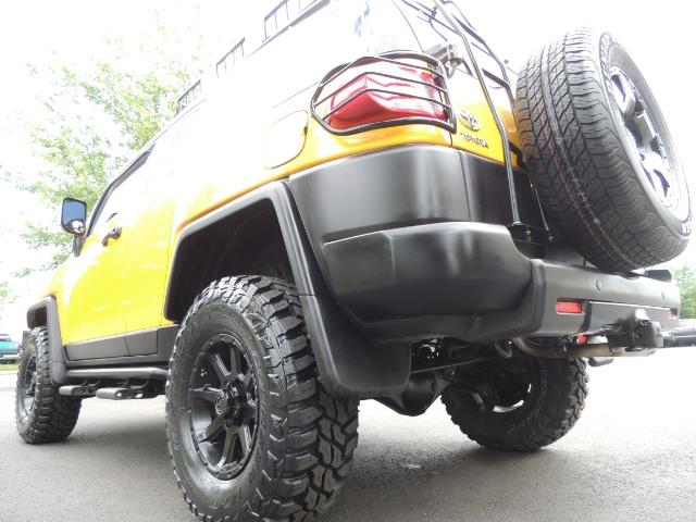 2007 Toyota FJ Cruiser 4x4 / Rear DIFF Lock / 80 K-miles / LIFTED - Photo 11 - Portland, OR 97217