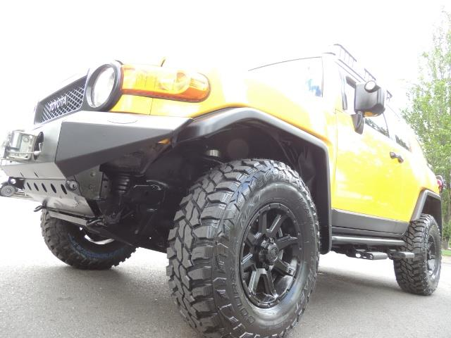 2007 Toyota FJ Cruiser 4x4 / Rear DIFF Lock / 80 K-miles / LIFTED - Photo 9 - Portland, OR 97217