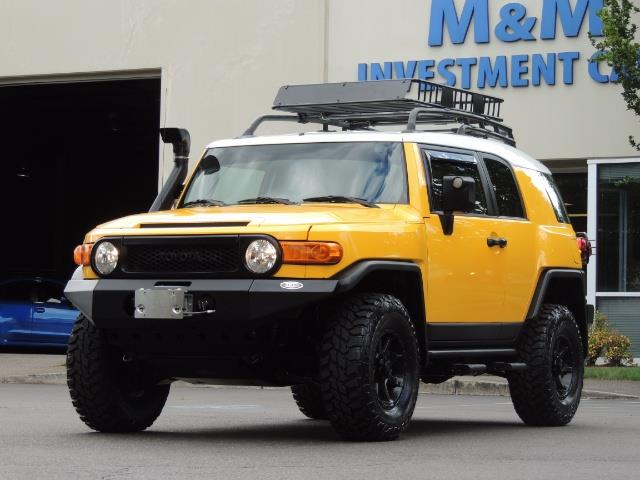 2007 Toyota FJ Cruiser 4x4 / Rear DIFF Lock / 80 K-miles / LIFTED - Photo 43 - Portland, OR 97217