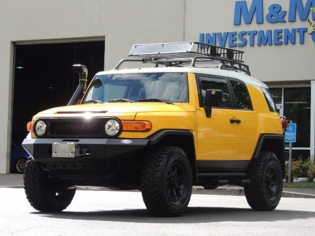 2007 Toyota FJ Cruiser 4x4 / Rear DIFF Lock / 80 K-miles / LIFTED - Photo 41 - Portland, OR 97217