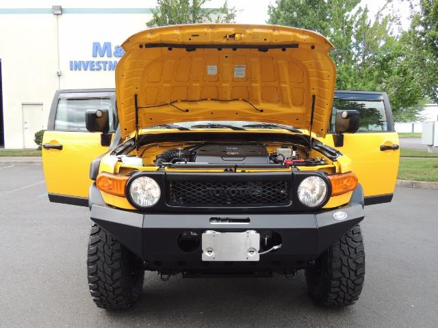 2007 Toyota FJ Cruiser 4x4 / Rear DIFF Lock / 80 K-miles / LIFTED - Photo 31 - Portland, OR 97217