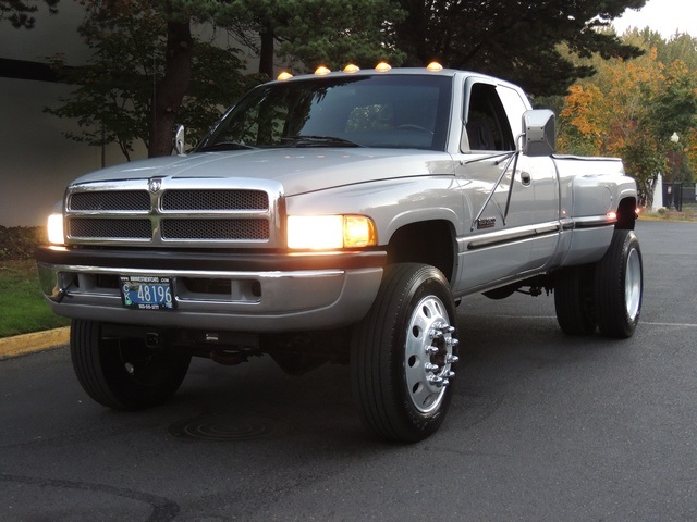 1999 dodge ram 3500 laramie slt 4x4 5 9l diesel. Black Bedroom Furniture Sets. Home Design Ideas