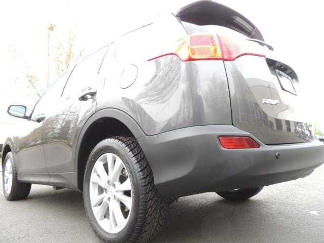 2014 Toyota RAV4 Limited / AWD / Navigation / Blind Spot Monitor - Photo 45 - Portland, OR 97217