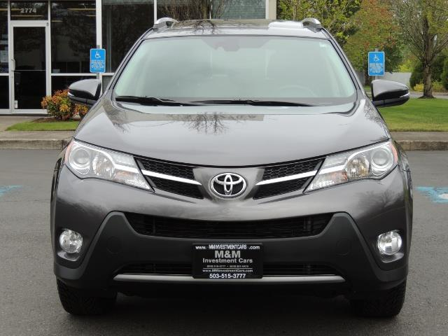 2014 Toyota RAV4 Limited / AWD / Navigation / Blind Spot Monitor - Photo 5 - Portland, OR 97217