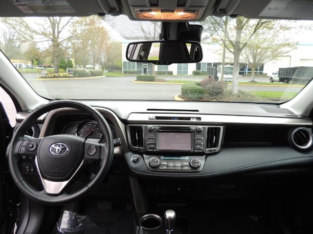 2014 Toyota RAV4 Limited / AWD / Navigation / Blind Spot Monitor - Photo 35 - Portland, OR 97217