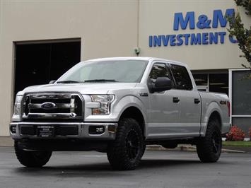 2015 Ford F-150 XLT / 4X4 / 8Cyl / 1-OWNER / LIFTED LIFTED Truck