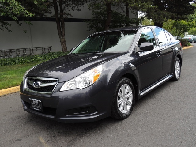 2010 subaru legacy premium awd automatic sedan excel cond. Black Bedroom Furniture Sets. Home Design Ideas