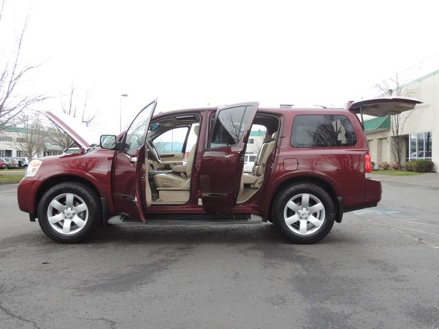 2011 Nissan Armada SL / Leather / Third seat / Bckup cam / 65K MILES - Photo 31 - Portland, OR 97217