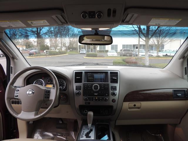 2011 Nissan Armada SL / Leather / Third seat / Bckup cam / 65K MILES - Photo 43 - Portland, OR 97217