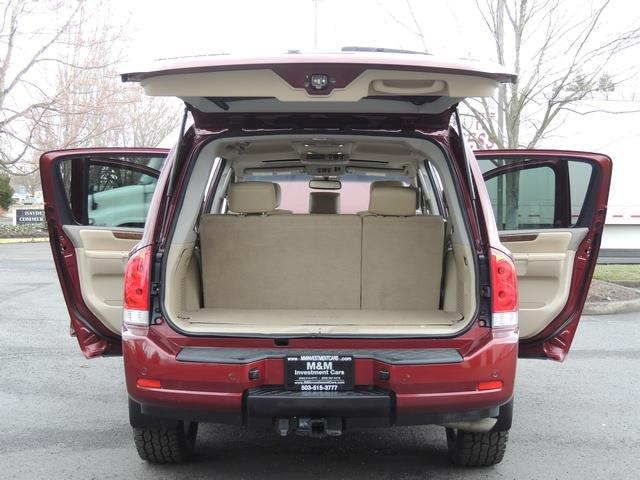 2011 Nissan Armada SL / Leather / Third seat / Bckup cam / 65K MILES - Photo 33 - Portland, OR 97217