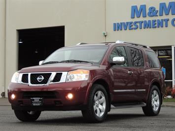 2011 Nissan Armada SL / Leather / Third seat / Bckup cam / 65K MILES SUV