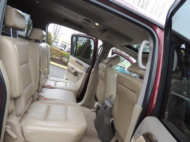 2011 Nissan Armada SL / Leather / Third seat / Bckup cam / 65K MILES - Photo 15 - Portland, OR 97217