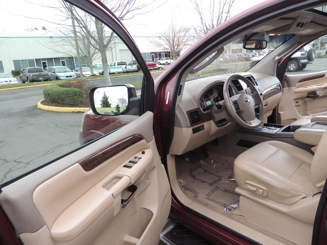2011 Nissan Armada SL / Leather / Third seat / Bckup cam / 65K MILES - Photo 11 - Portland, OR 97217