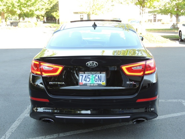 2014 kia optima sxl turbo fully loaded 10k miles. Black Bedroom Furniture Sets. Home Design Ideas
