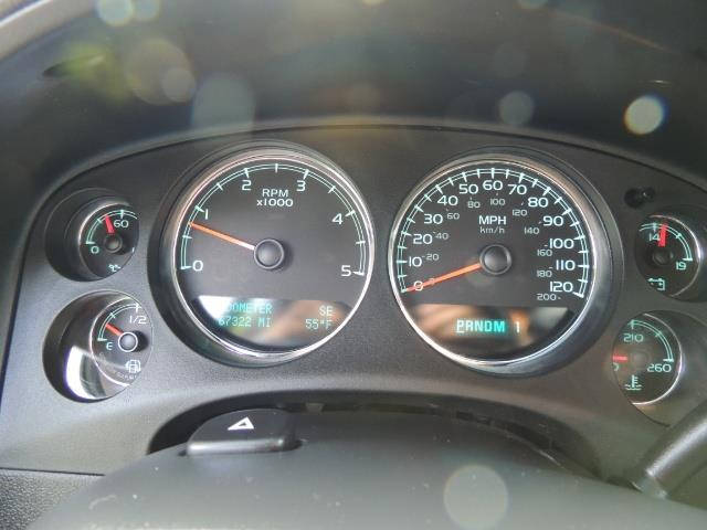 2009 Chevrolet Silverado 2500 LTZ / 4X4 / 6.6L Duramax Diesel / Allison Tranny - Photo 37 - Portland, OR 97217