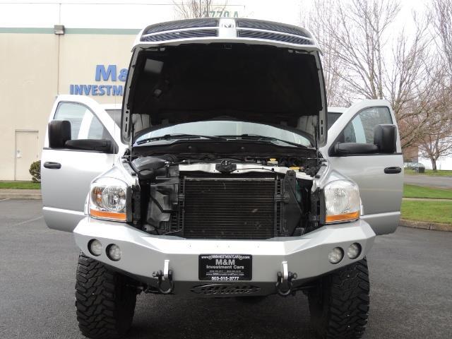 2006 Dodge Ram 2500 SLT / 4X4 / 5.9L Cummins Diesel / HIGH OUTPUT - Photo 34 - Portland, OR 97217