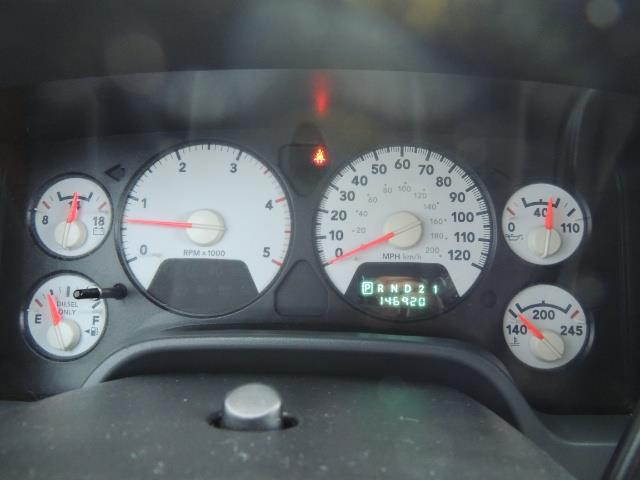 2006 Dodge Ram 2500 SLT / 4X4 / 5.9L Cummins Diesel / HIGH OUTPUT - Photo 42 - Portland, OR 97217