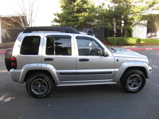 2004 jeep liberty renegade. Black Bedroom Furniture Sets. Home Design Ideas