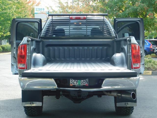 2005 Dodge Ram 2500 SLT 4dr / 4X4 / 5.9L DIESEL / 6-SPEED / JAKE BRAKE - Photo 22 - Portland, OR 97217