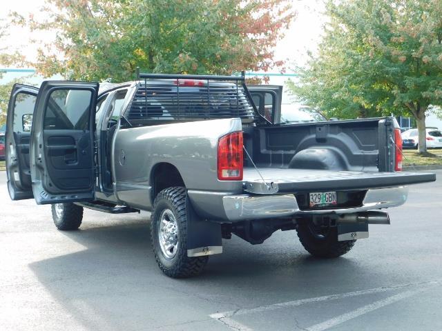 2005 Dodge Ram 2500 SLT 4dr / 4X4 / 5.9L DIESEL / 6-SPEED / JAKE BRAKE - Photo 27 - Portland, OR 97217