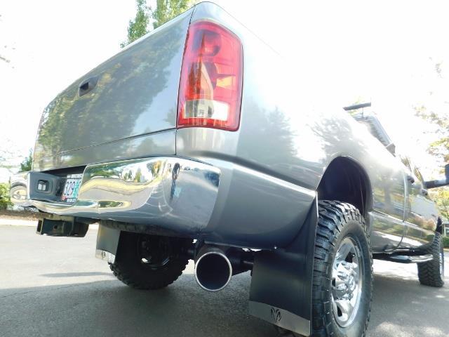 2005 Dodge Ram 2500 SLT 4dr / 4X4 / 5.9L DIESEL / 6-SPEED / JAKE BRAKE - Photo 11 - Portland, OR 97217