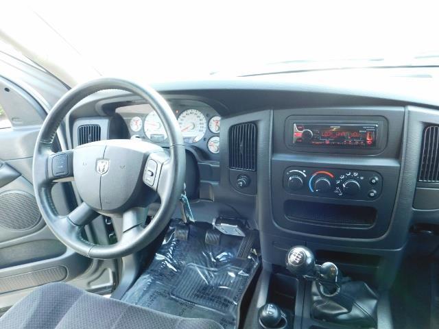 2005 Dodge Ram 2500 SLT 4dr / 4X4 / 5.9L DIESEL / 6-SPEED / JAKE BRAKE - Photo 18 - Portland, OR 97217