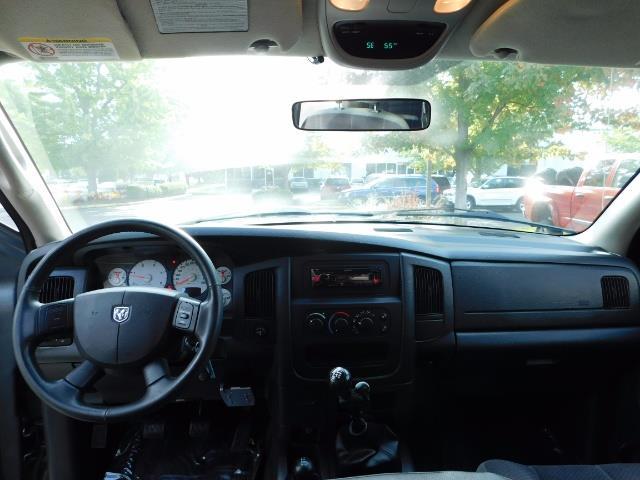 2005 Dodge Ram 2500 SLT 4dr / 4X4 / 5.9L DIESEL / 6-SPEED / JAKE BRAKE - Photo 34 - Portland, OR 97217