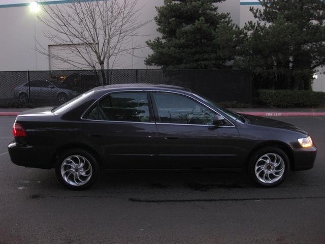 Honda Dealership Portland >> 1998 Honda Accord LX 4Dr / 4-Cyl / Auto / Always Serviced ...
