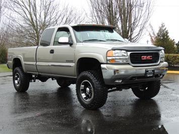 2000 GMC Sierra 2500 SLT 3-DOOR/ 4X4 / LONG BED / LOW MILES / LIFTED !! Truck