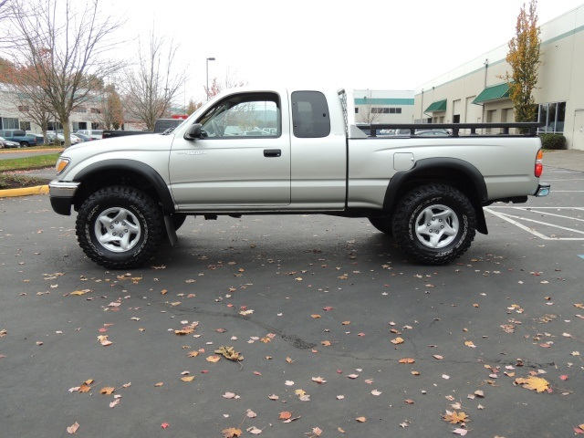 2002 toyota tacoma 2dr xtracab 4wd lifted 33 new tires sr5 for 2002 toyota tacoma window motor