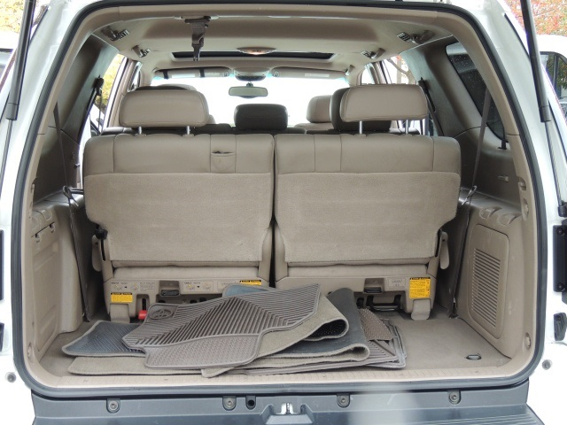 Toyota Dealership Portland Oregon >> 2002 Toyota Sequoia Limited Edition 3rd Row Seats 4WD DVD 1-Owner