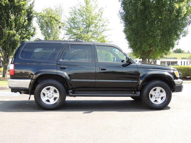 2002 Toyota 4runner Sr5 Limited Leaher 4wd Rear Diff Locks