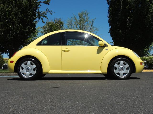 2001 Volkswagen Beetle GLX 1.8T Only 34,600 Original Miles Heated leather - Photo 4 - Portland, OR 97217