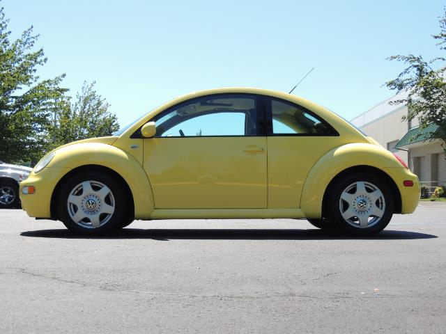 2001 Volkswagen Beetle GLX 1.8T Only 34,600 Original Miles Heated leather - Photo 3 - Portland, OR 97217