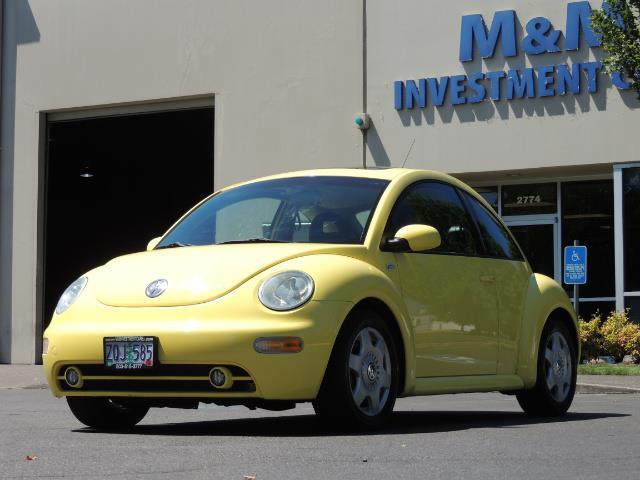 2001 Volkswagen Beetle GLX 1.8T Only 34,600 Original Miles Heated leather - Photo 1 - Portland, OR 97217